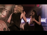 KISSIN' DYNAMITE - Masterpiece (feat. Jennifer Haben) (Live) - official clip - Full HD