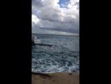 Волны на Мальте