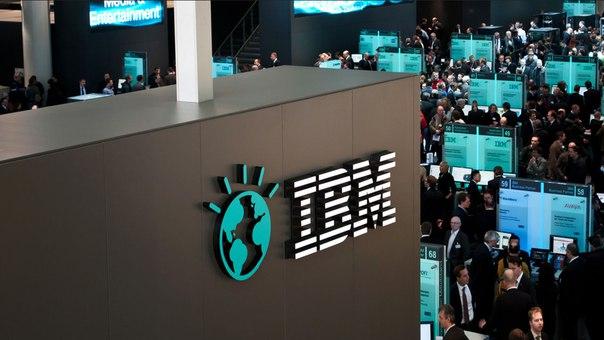 Позитивные новости для инвесторов: продажи софта IBM начали ростКомп