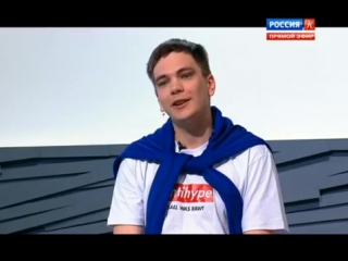 Гнойный и Хан Замай о рэп-баттлах в программе Агора телеканала Культура  - Россия 24
