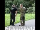 Техника защиты спецназа от боксера