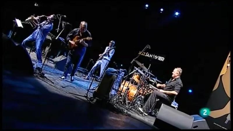 Chuck Loeb Friends Eric Marienthal - Jazz San Javier 2014