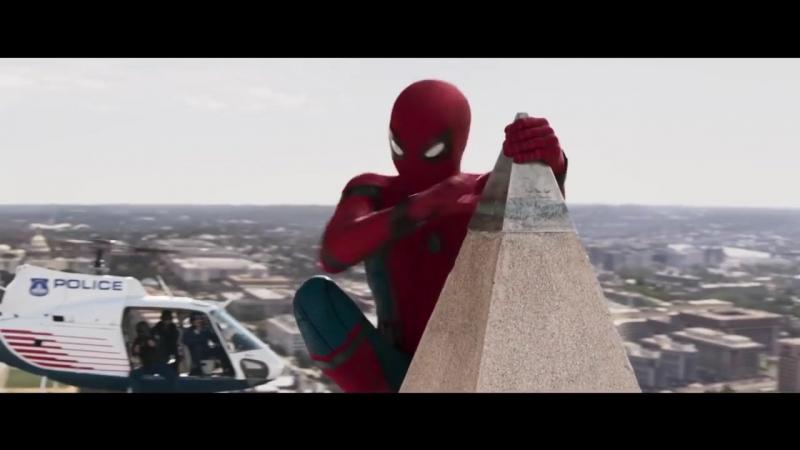 Человек-Паук- Возвращение домой - Русский Трейлер (2017)