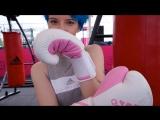 Женский фитнес-баттл на базе adidas BASEMOSCOW