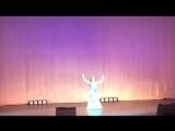 22.01.17 отчетный концерт VБашне Алина Балух