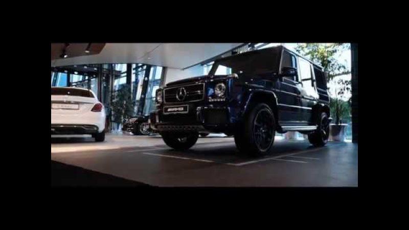 Штерн Официальный дилер Mercedes-Benz в Екатеринбурге