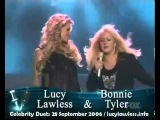 Lucy Lawless &amp Bonnie Tyler - Total eclipse
