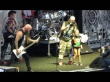 Five Finger Death Punch - The Bleeding LIVE Chicago Open Air Fest July 17th 2016