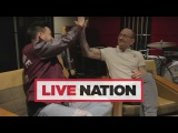 Chester &amp Mike Interview Each Other! Live Nation UK