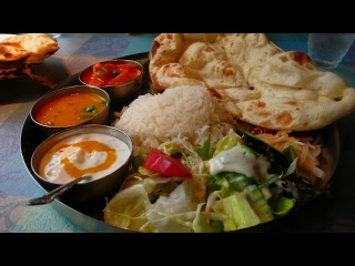 КАК НАКОРМИТЬ 500 человек. Индийская еда