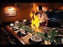 Японский повар виртуоз. Тэппанъяки