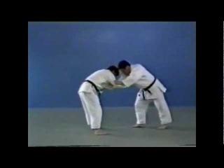Осото-Отоши (задняя подножка). Judo - Osoto-otoshi