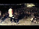 The Goddamn Gallows - Muddy Roots 2012 (In League With Satan &amp Ticket To Bleed)