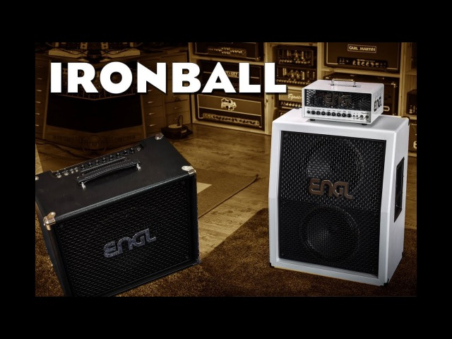 ENGL Ironball LTD Ironball Combo - Review