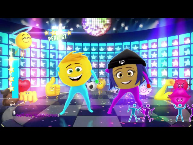 Wake Me Up Before You Go-Go (Emoji Movie Version) - Wham - Just Dance Unlimited