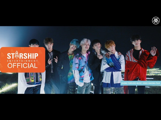 [Making Film] 몬스타엑스(MONSTA X) - [SHINE FOREVER] MV