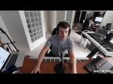 Haywyre's twenty-second Twitch Livestream - FRIDAY JAM (08042017)