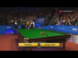 Ronnie O'Sullivan v Shaun Murphy Last 16 World Championship 2017 Session 1