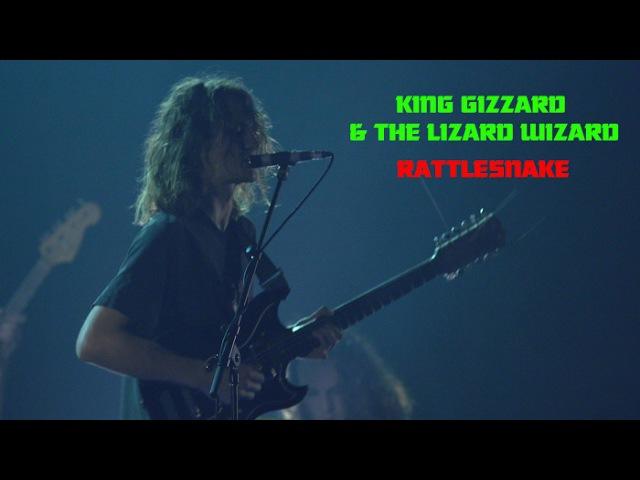 "King Gizzard the Lizard Wizard Perform ""Rattlesnake"" Live at Webster Hall   Pitchfork Live"