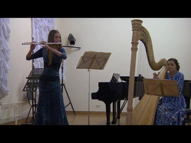 F.Doppler-A.Zamara - Casilda fantasy. Duo PRIMAVERA