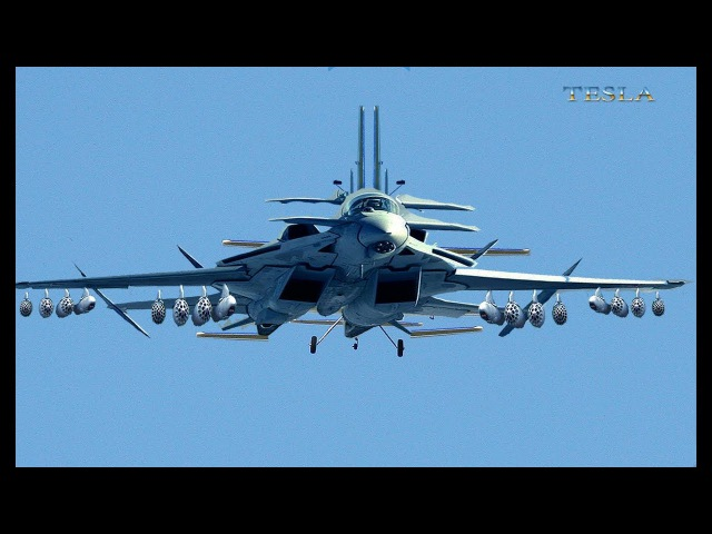 (NEW)Russian army 2017 MiG 41S Su47S Sut50S Hypersonic Jet Fly Faster than any Anti Aircraft System