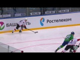 КХЛ (Континентальная хоккейная лига) - Моменты из матчей КХЛ сезона 16/17 - Гол. 1:1. Щехура Пол (Тр