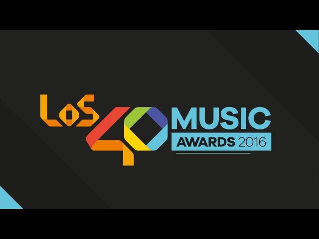 Resumen de la alfombra Nominados a Los40MusicAwards