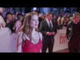 Woman Walks Ahead Jessica Chastain Red Carpet Premiere Arrivals TIFF 2017