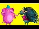 Развивающие мультики про животных для малышей - Обзор детского приложения Lil Zoo.
