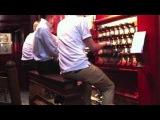 Mozart Adagio and Fugue in C minor, K. 546, David Baskeyfield, Bavokerk, Haarlem