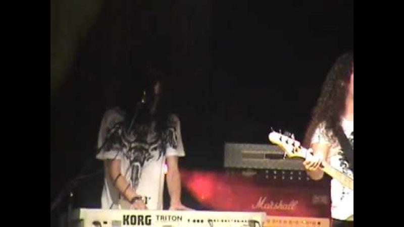 Terra Sur - Guerra Inmortal (En vivo, Sagar Fest IV - 2012)