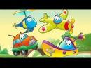 мультики про машинки гонки — Монстр трак на Хэллоин — Android gameplay FHD