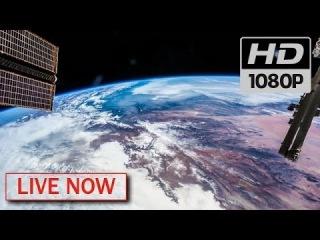 Онлайн трансляция поверхности Земли, вид с космоса.