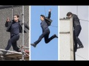 Tom Cruise Stunt Failure Filming Mission Impossible 6 (2017)