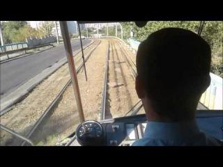 Трамвай 33 маршрут
