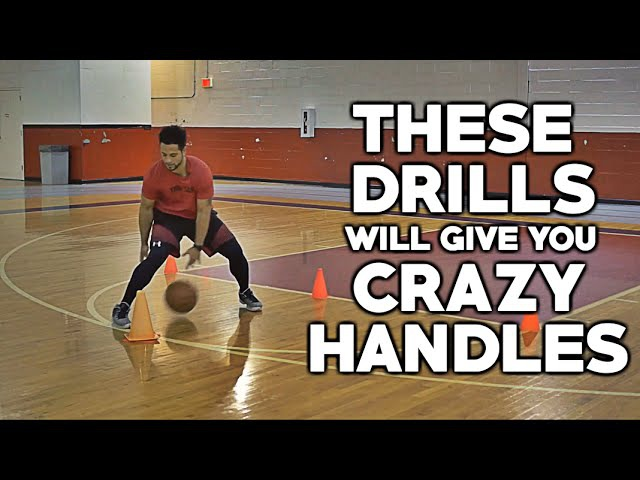 How To DRIBBLE A Basketball BETTER! (Dribbling Progression Drills)