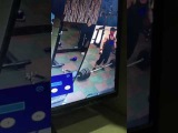 Chinese guy breaks his back dead lifting