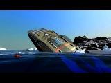 Ship Simulator Extremes Sinking MS Oceana