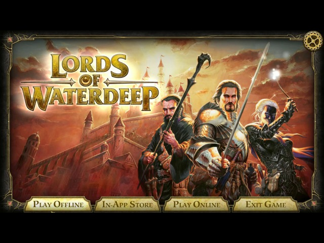 DGA Plays: DD Lords of Waterdeep - Steam Version (Ep. 1 - Gameplay / Let's Play)