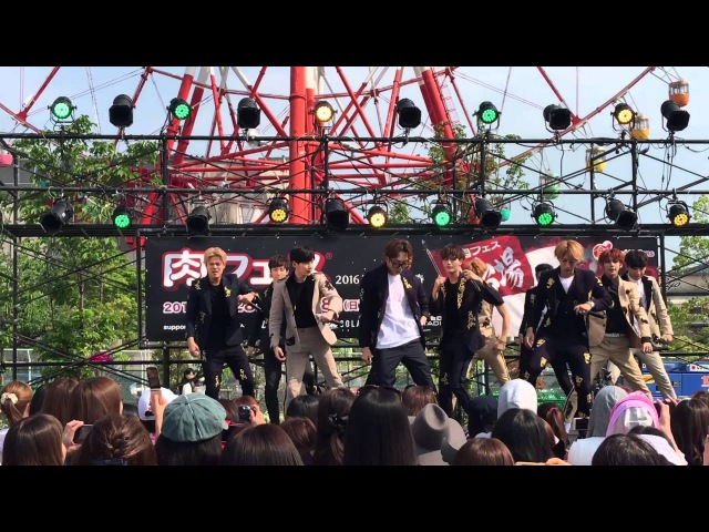20160501/Apeace/All My Love/肉フェスTOKYO2016春/お台場【4K】