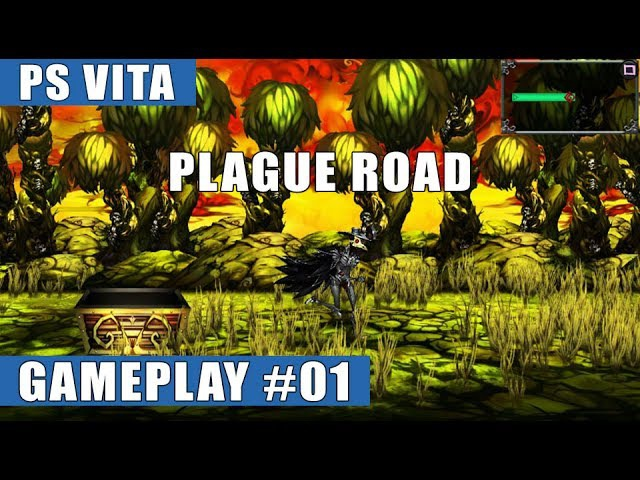 Plague Road PS Vita Gameplay 1 (First Rescue Expeditions)