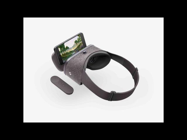 VR очки Daydream View [шлем виртуальной реальности от Google]