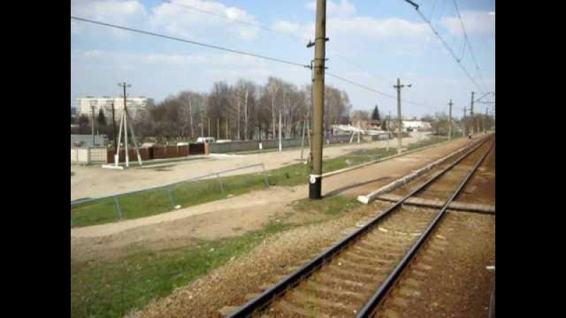 На электричке из Харькова в Дергачи. Часть 5 из 6