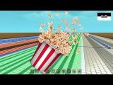 Scrap Mechanic #14 (RUS) Hot Butter - PopCorn (cut cover) music creation / музыкальная постройка