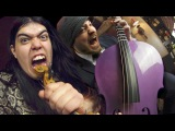 System Of A Down - B.Y.O.B. (cello cover)