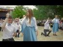 Каменск-Шахтинский, гимназия №12, Вальс Выпускников 25 мая 2017 года