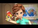 Фиксики - Новые серии - Кормушка Деньги, Паучок, Подводная лодка, Шоколад