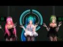 Танец Вокалоидов Аниме клип