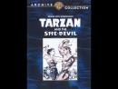 "Фильм "" Тарзан и дьяволица  Tarzan and the She-Devil ."" (1953)(США)"