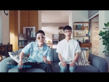 COMMERCIAL Maxim Ice Song w Zion.T full ver.